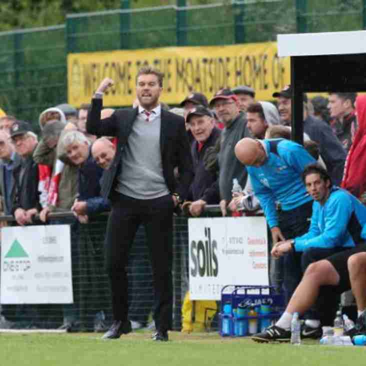McMahon Believes Ebbsfleet Are On Right Path