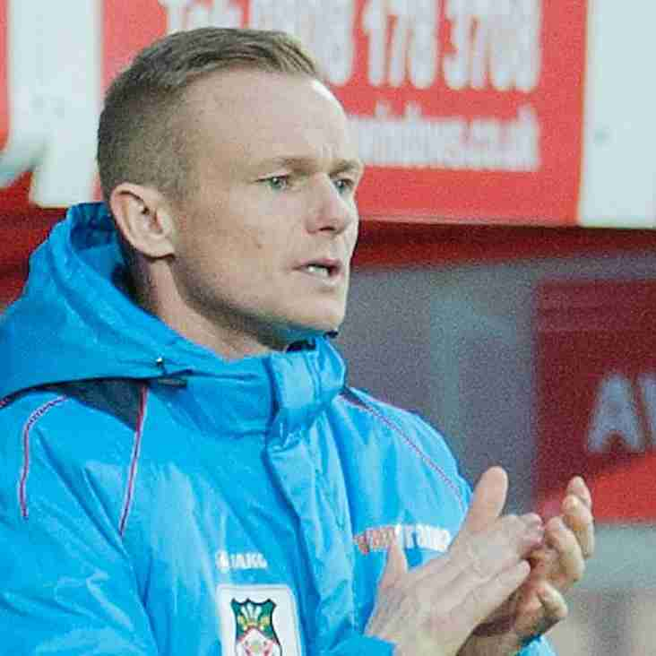 Keates Delighted After Bringing In Long-Term Target Roberts
