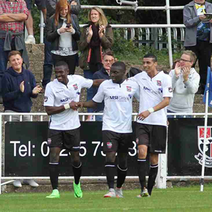 Bromley Boss Smith Pleased With Summer Progress