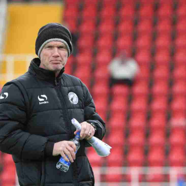 Aspin Calls For Improvements Ahead Of Season Starting