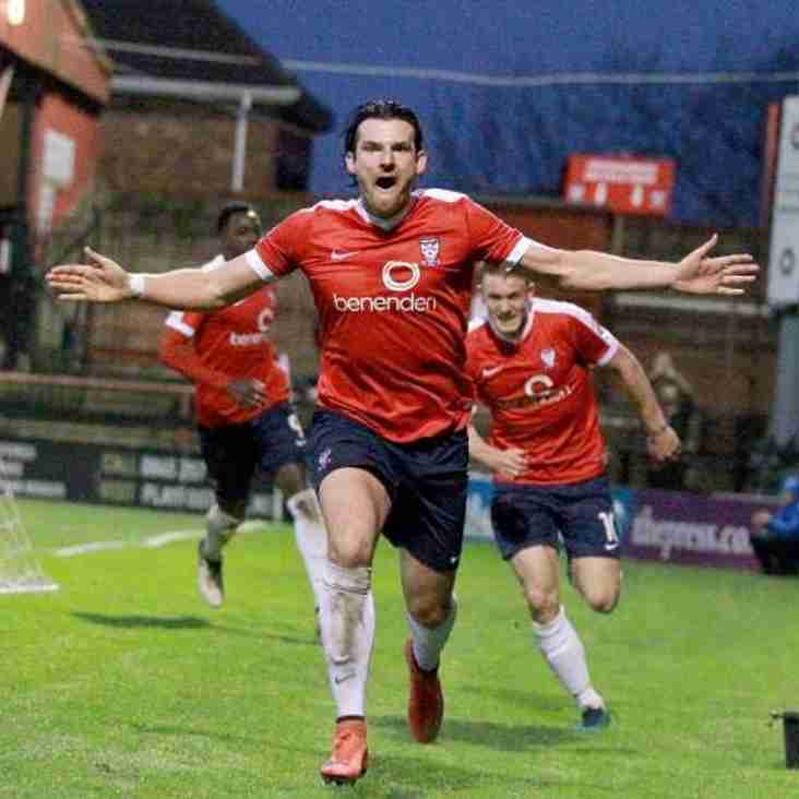 Sean Newton Honoured To Be York City Captain
