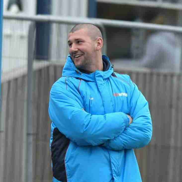 Wright's Delight As Ashton Joins As Player-Assistant