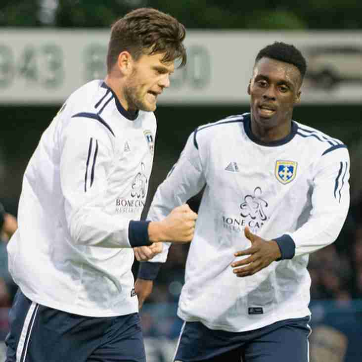 Lockwood Takes Positives As Guiseley Earn Opening Day Point