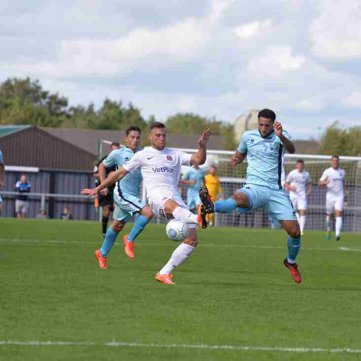 Coasters Manager Challinor: More To Come From Fylde
