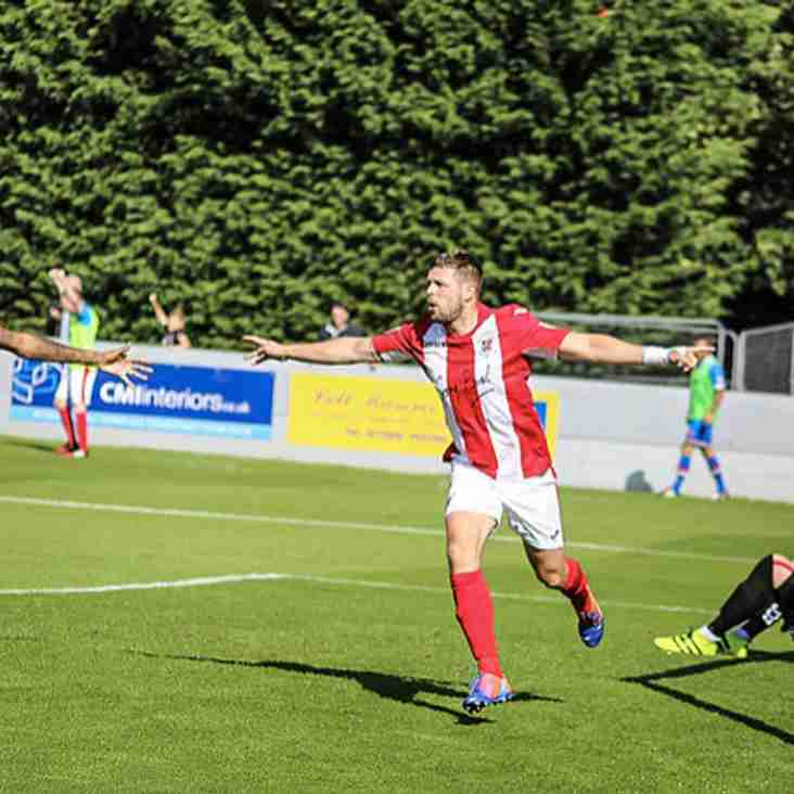 Wilkin: Brackley Ready For Top Of The Table Clash