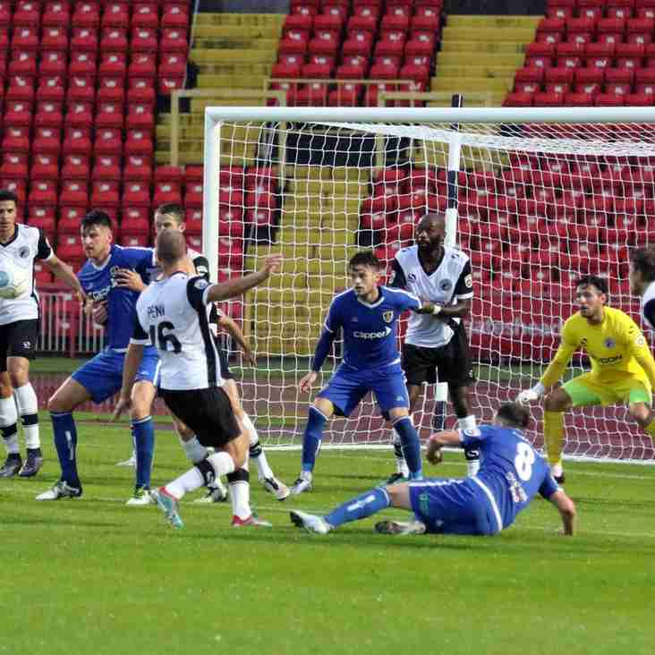 Aspin: Crucial First Win For Gateshead