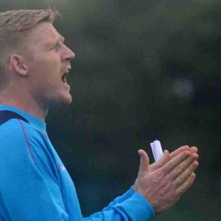 Manager Adam Lockwood Leaves Guiseley