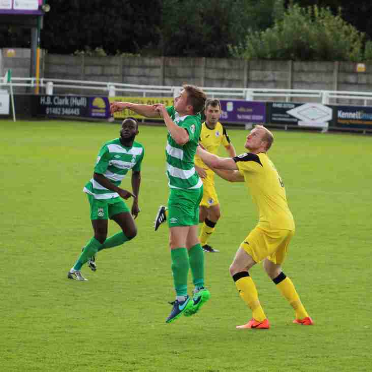 Housham: Ferriby Players Have To Be Stronger