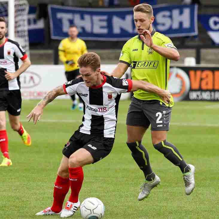 Flanagan Expecting Open Game Between Curzon And Telford
