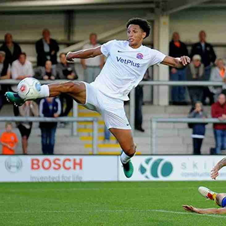 Fylde's Montrose: Coasters Must Not Dwell On Defeat