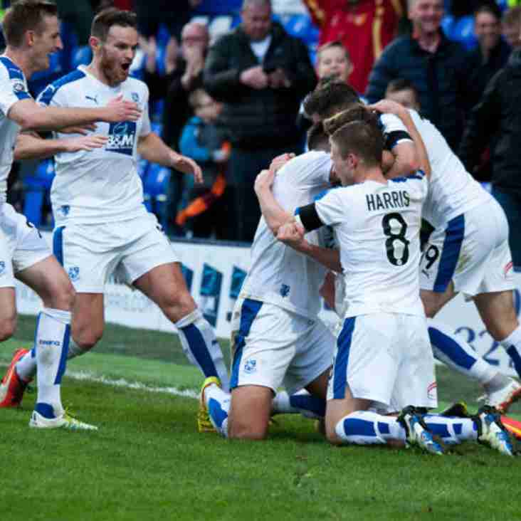 Tranmere Boss Calls For Side To Be More Clinical