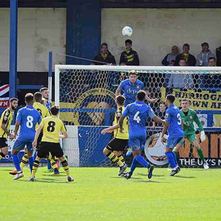 Stainfield: Gainsborough Need To Improve Defensively As A Team