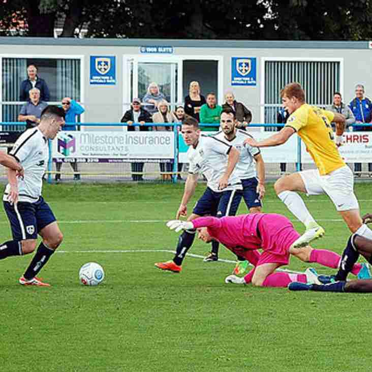 Molyneux: Guiseley Ready For The Big Yorkshire Derby