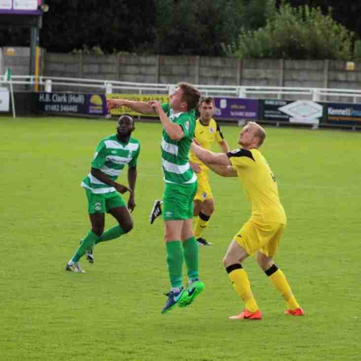 Byrne: Brackley Must Not Carried Away