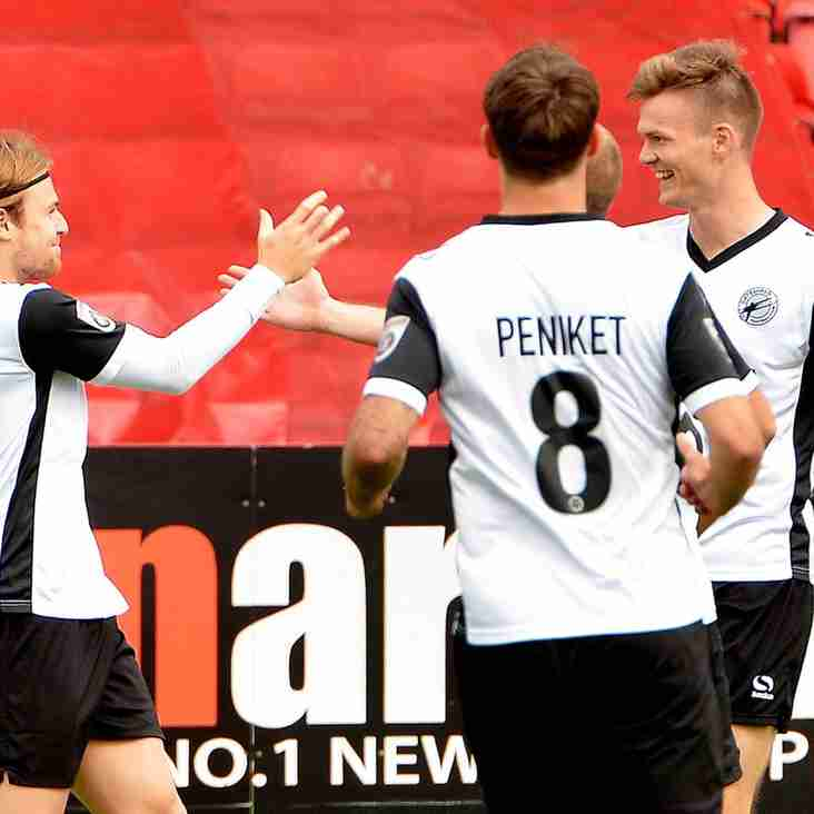 Aspin Takes Positives From Point Gained For Gateshead
