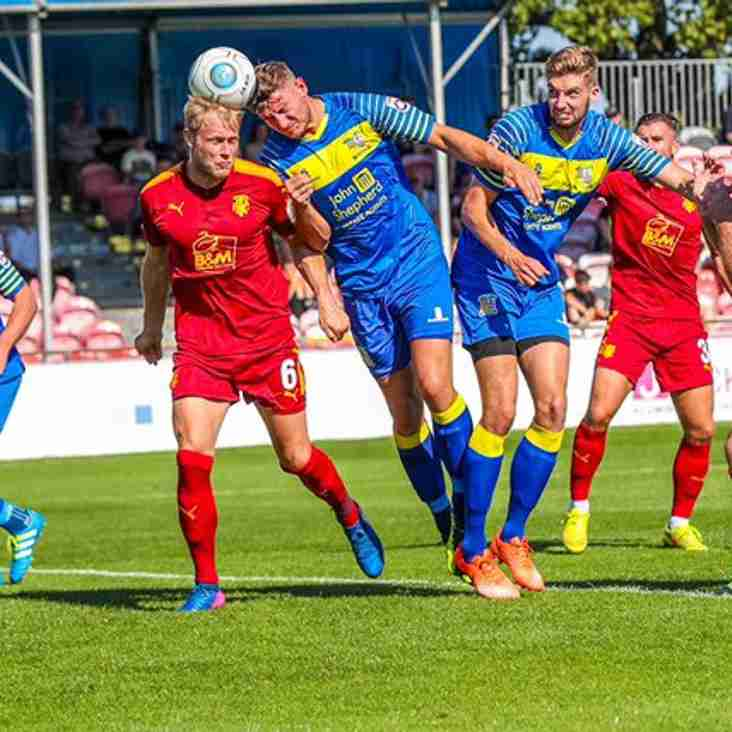 McDonald Disappointed By Solihull Performance