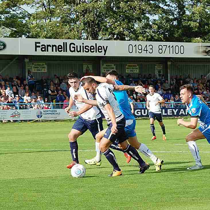Lockwood Calls For Guiseley To Be More Ruthless