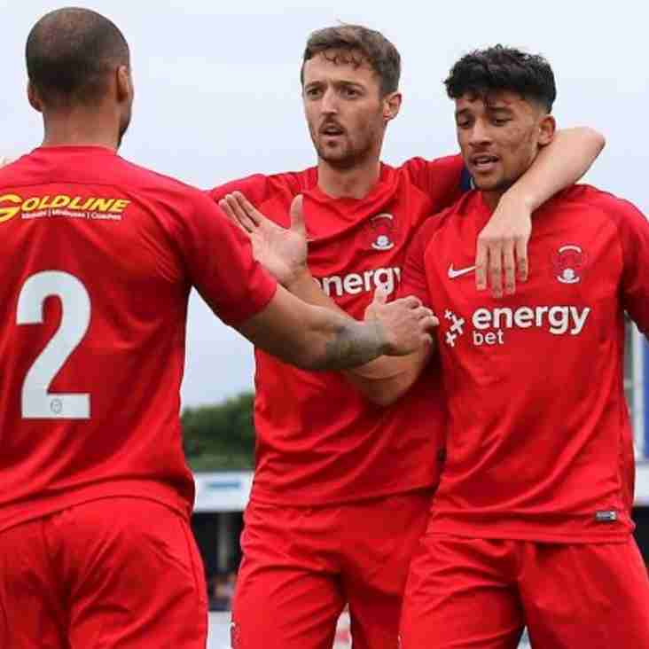 Davis Praises Ruthless Orient Strikers