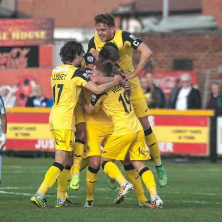 Lewer: Fantastic Mentality Helping Southport