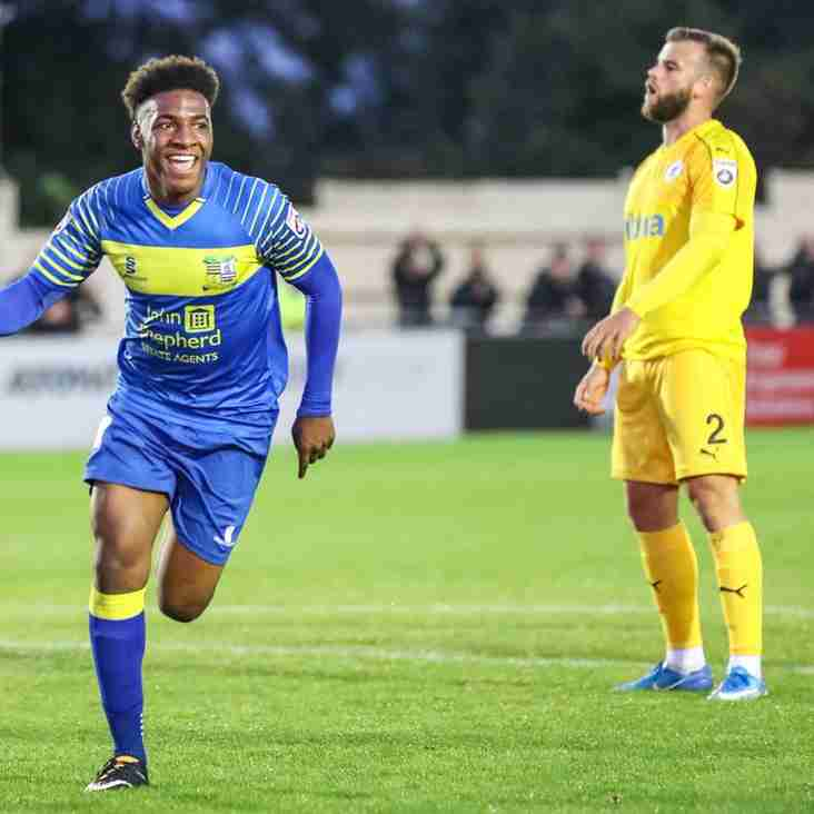 McDonald Pleased With Complete Solihull Performance