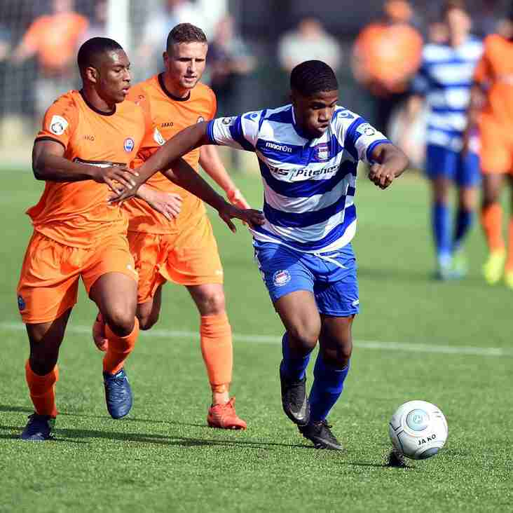 Jones Frustrated As Oxford Fall To Defeat