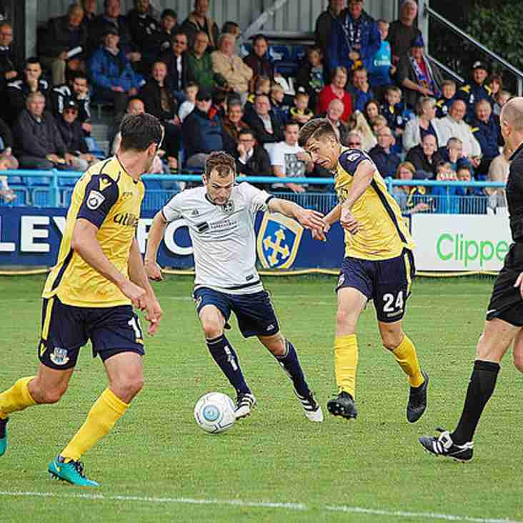 Cox Says Guiseley Need To Start Winning Soon