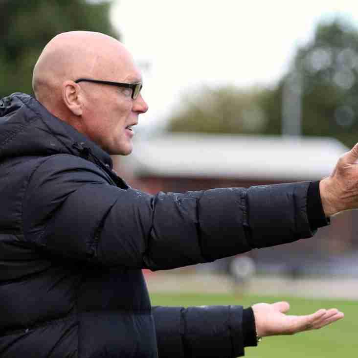 Aspin Proud Of Battling Gateshead Draw