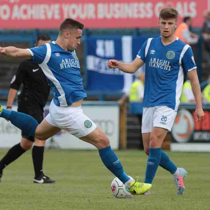 Macc's Askey Happy With Silkmen's Start To The New Season