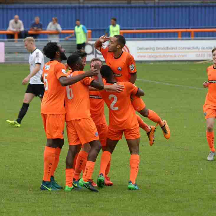 Quinton: Braintree Have Set A Marker For The Season