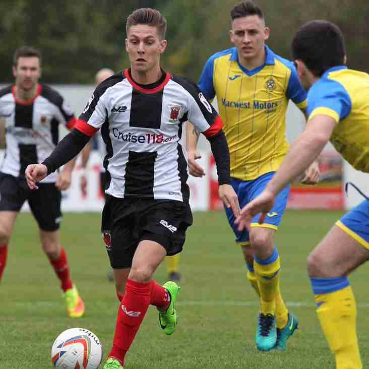 Jansen Praises Professional Chorley Display