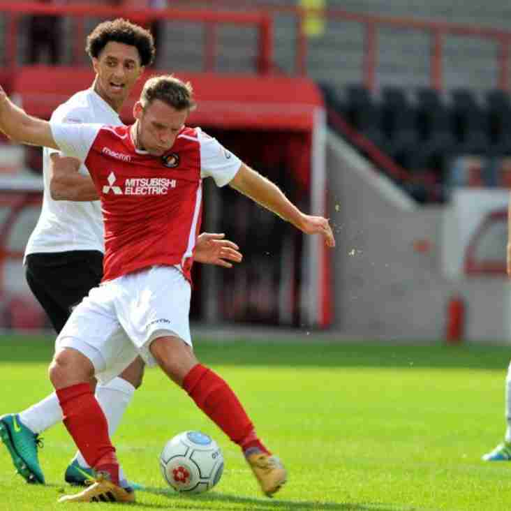 McMahon Delighted After Fine Evening For Ebbsfleet