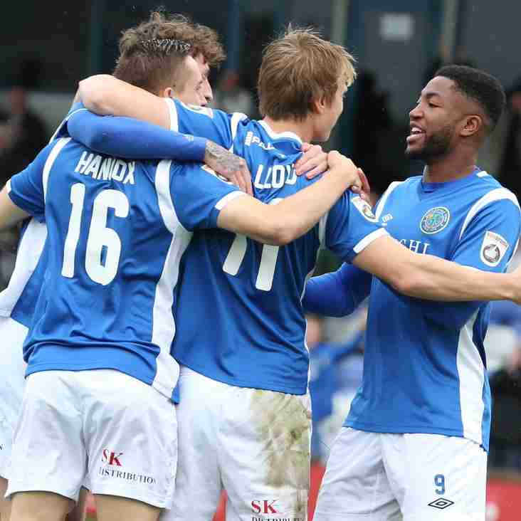 Askey Says It Is A Proud Day For His Table Topping Silkmen