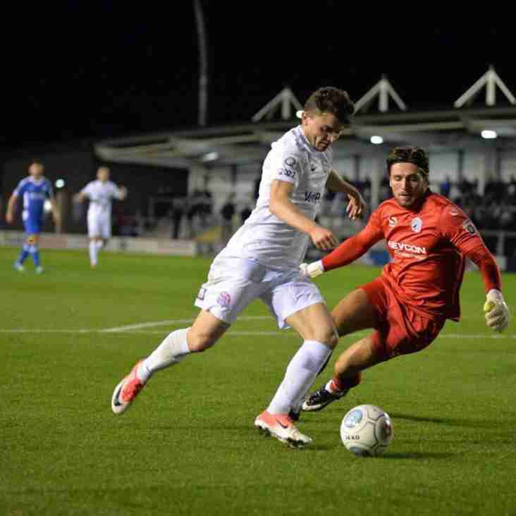 Challinor Satisfied With Four Points From This Week