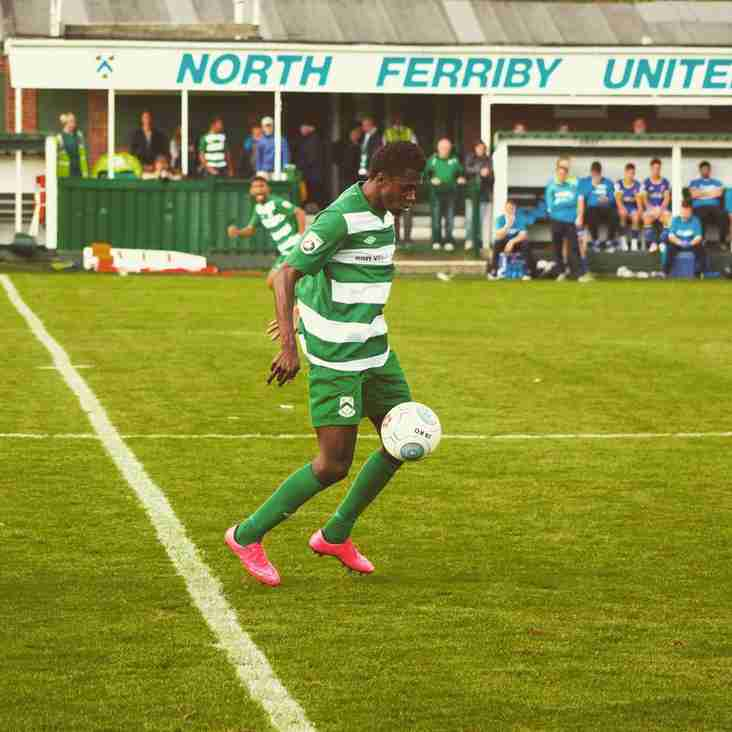 Housham Believes North Ferriby Have What It Takes To Stay Up