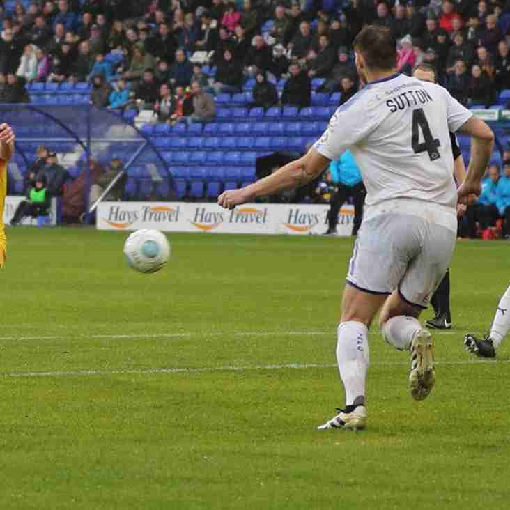 Bignot Praises Chester's Defence After Tranmere Point