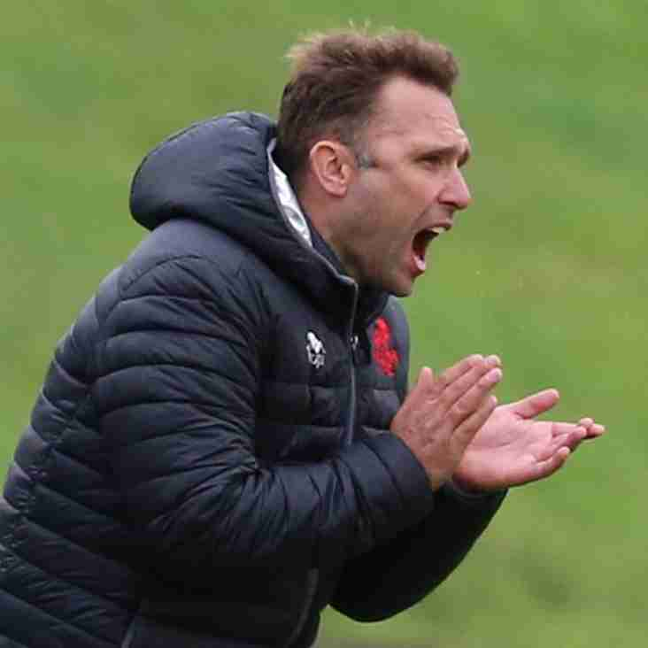 Eustace Delighted After Fantastic Harriers Performance