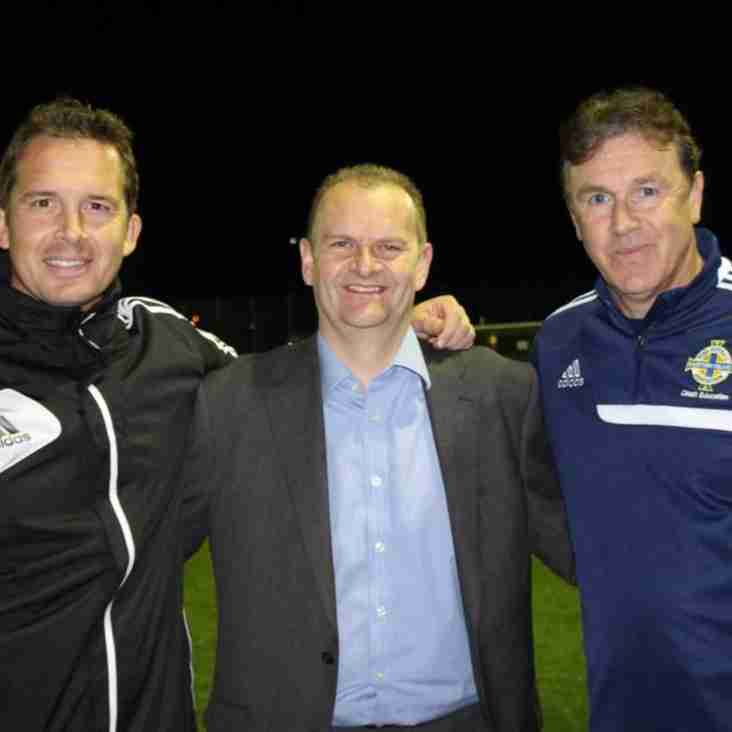 Kevin Davies Named New Southport Boss