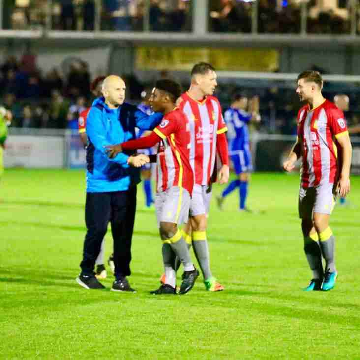 Money Delighted At First League Win With Moors