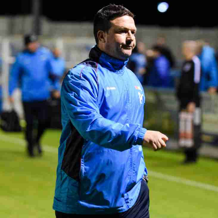 Cox Admits Guiseley Transition Will Take Time