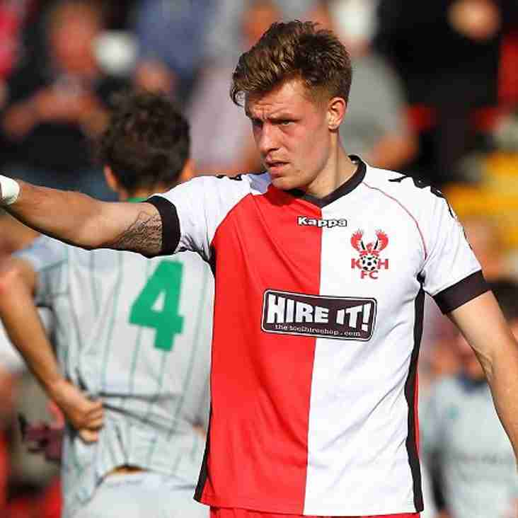 Eustace's Joy At Late Harriers Win