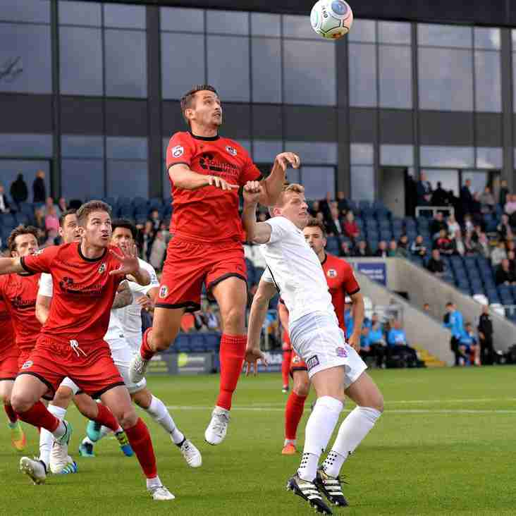 Challinor Aims To Make FA Cup History For AFC Fylde