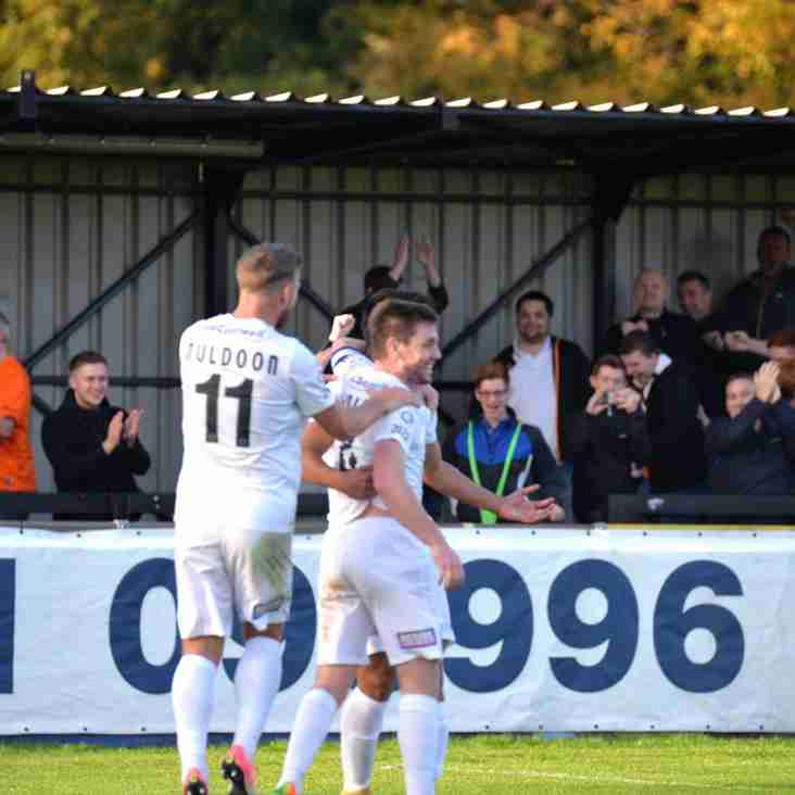 Challinor's Delight As Coasters Reach Second Round