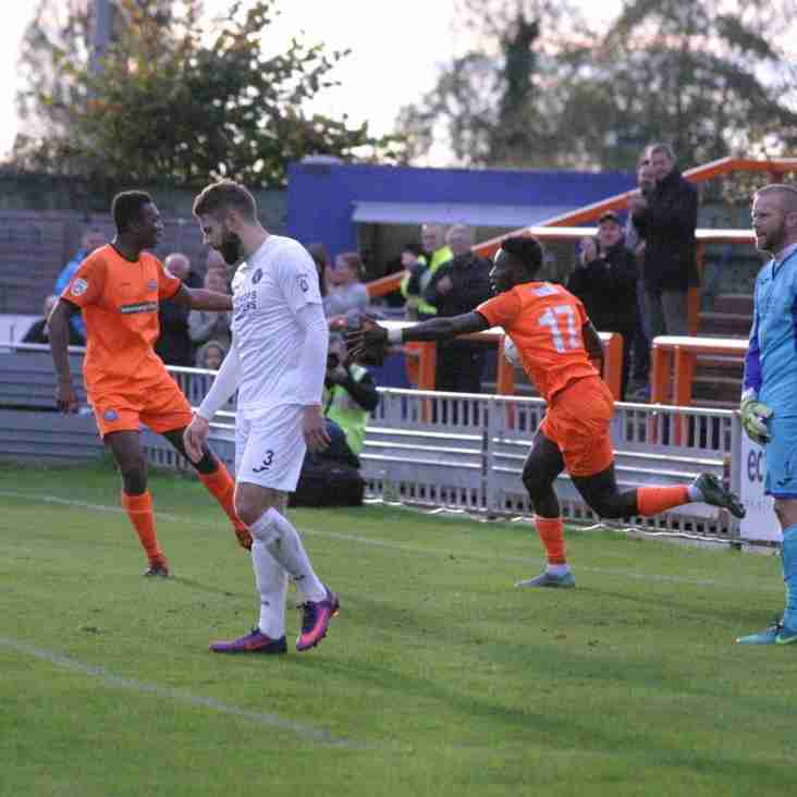 Quinton's Delight As Town Get Back To Winning Ways