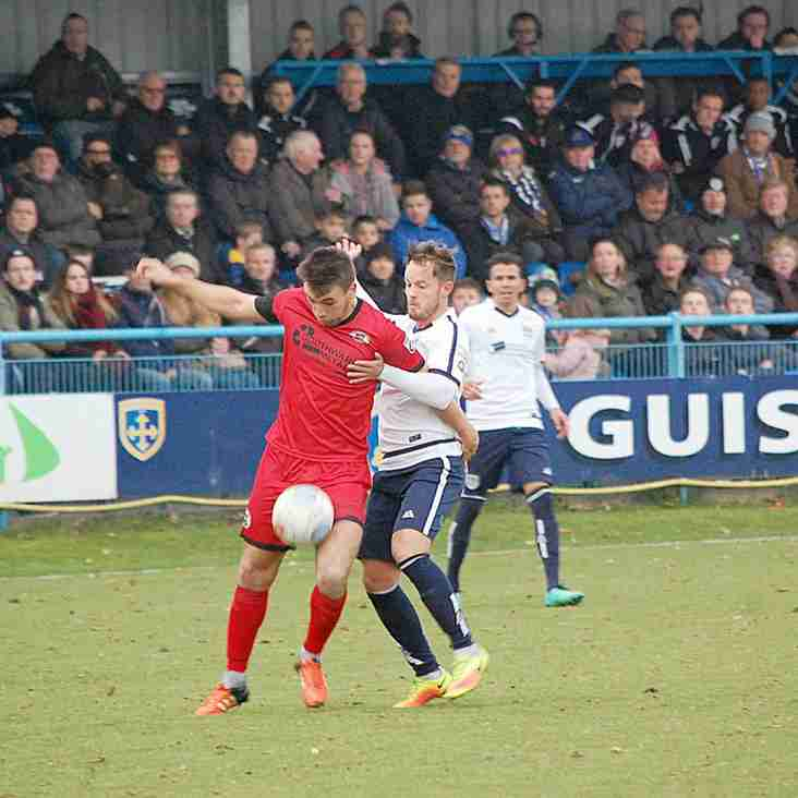 Smith Hails Bromley Side Who Wouldn't Give In