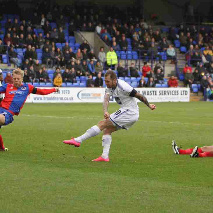 Mellon: Rovers Can't Get Carried Away Despite Professional Win