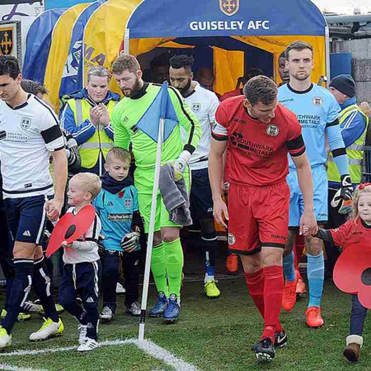 Maxted: Guiseley Progression In FA Cup Would Mean A Lot