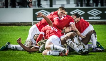 Local Lad Hogan Delighted With Salford's Progression