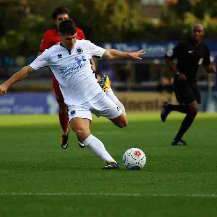 Garrard Praises Maidstone's Play-Off Challenge