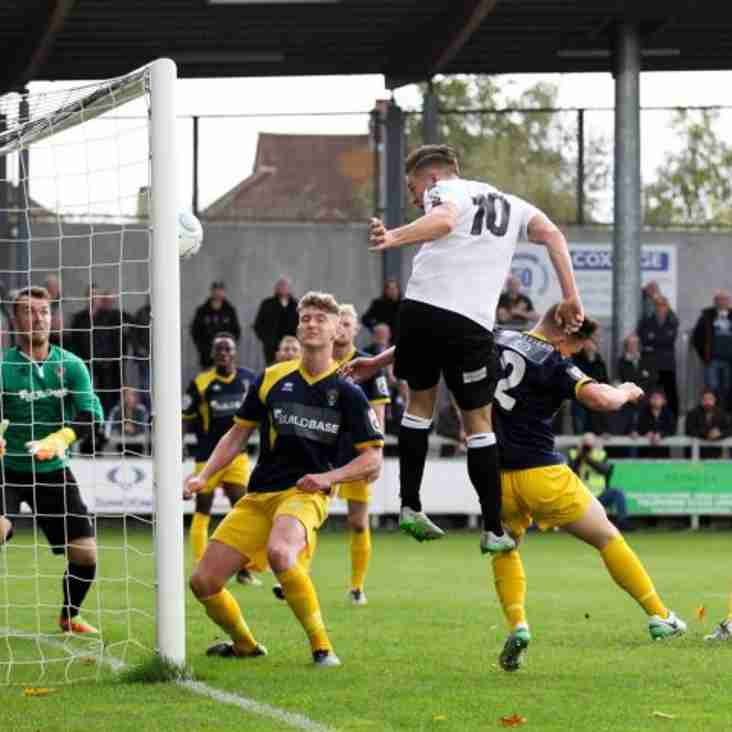 Burman Thrilled As Dartford Go Back To Top