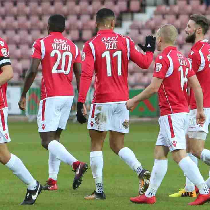Davies: Top Of The Table Wrexham Won't Get Carried Away